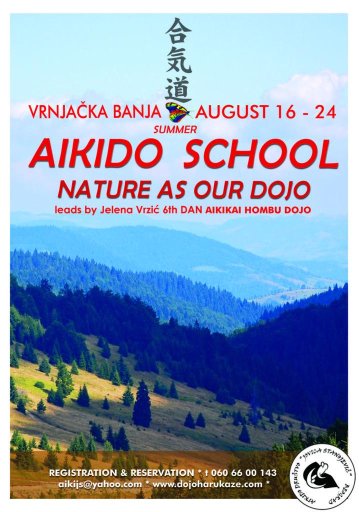 AIKIDO SUMMER SCHOOL VRNJAČKA BANJA  2016